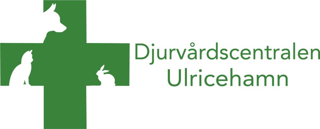Logotyp för Djurvårdscentralen Ulricehamn
